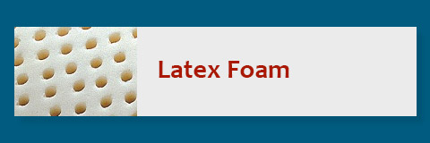 Latex foam