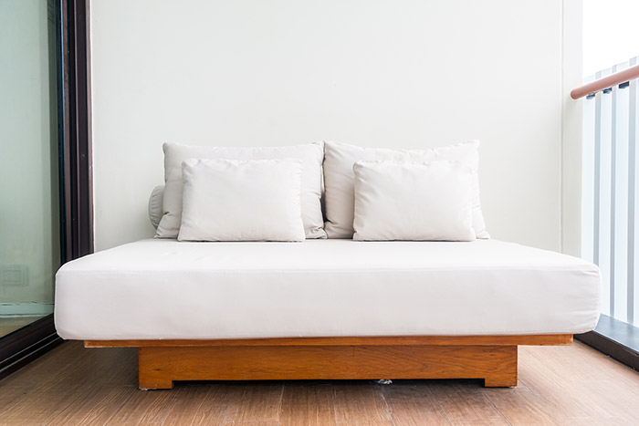 Maintaining your mattress properly will keep it looks like new