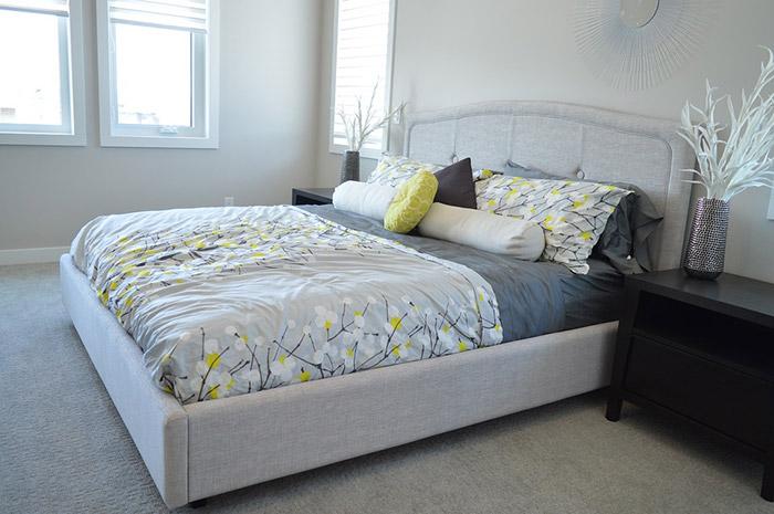Standard thickness mattress