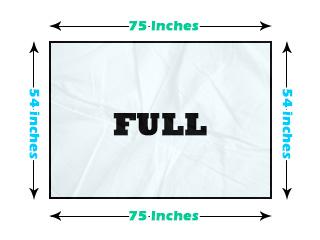queen vs full size comparison guide to explore the differences. Black Bedroom Furniture Sets. Home Design Ideas