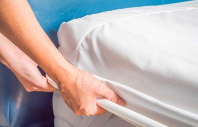 proper mattress storage
