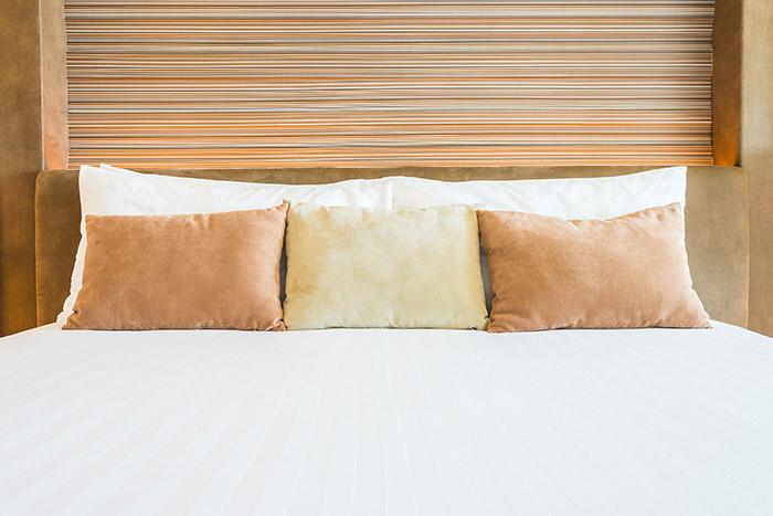 Mattress and Pillows